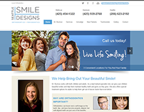 Seattle Smile Designs (B2B Client Work) 2015