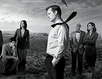 The Newsroom Flash Banner