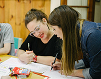 Workshop de Brush Lettering