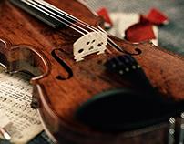 violin moment