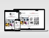 Artfolio, website & UX/UI design