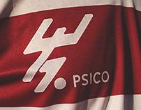 Psico - Brand + Visual Identity