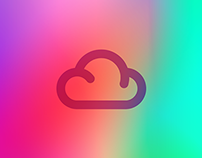 Big Cloud   Typographical Posters