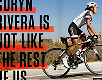 Bicycling Magazine I Coryn Rivera