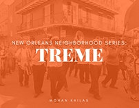 New Orleans Neighborhood Series: Treme
