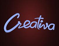 Perseverancia Creativa - Lettering