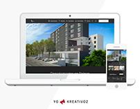 Diseño Web Lirio Residencial