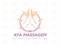 Brand Aya Massagem