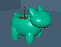 Creative Challenge Flowerpot
