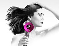 The launch of the Dyson Supersonic™ hair dryer