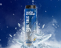 Wild Stone - Cool Talc :: Packaging