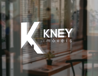 Kney Imóveis | Logo + Business Card