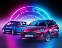 Ford Fiesta - Social Media Campaign