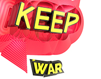 KEEP in WAR