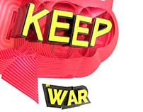 KEEP in WAR