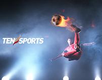 Ten Sports Graphics Showreel