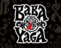 Card game «Baba Yaga»