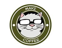 Maki the Cat Mugs