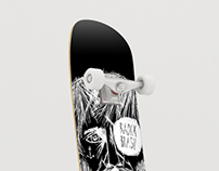 Skateboard Decks // Radix