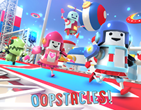 Oopstacles: The design of a casual ragdoll runner