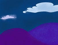 fondos animación 2d, pinceles