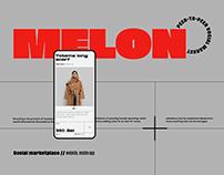 Melon - Social Marketplace