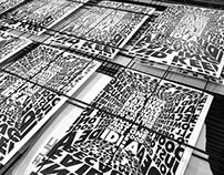 Poster Screen Printing (University)