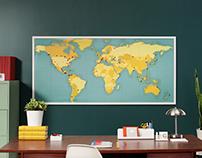 EVASION - Map