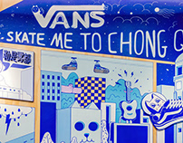 VANS x COSMICA | Skate me to chongqing