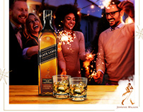 Johnnie Walker | Christmas Colombia