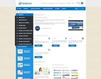 Landing Page: Mediservis - pagos seguros en línea
