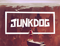 Junkdog Typeface
