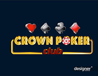 Logo Crown poker