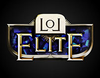 League of Legends Elite Team Branding