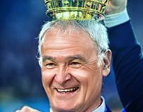 Claudio Ranieri Retouch