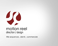 SY Motion Reel 2013-14