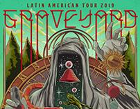 Graveyard South America Tour