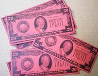 Total Recall Mars Money