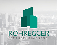 Rohregger Empreendimentos | Visual Identity
