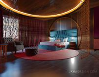ROOM #88 interior design & 3d