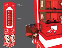 Cargador de celular - Coca cola