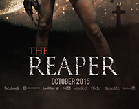 THE REAPER - MOVIE POSTER