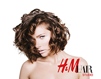 H&M Hair Studio | Campaign