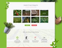 Grow Crops Online Presentation
