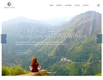 Aspen Care - Web Design Project