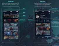 Gamers app