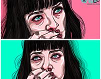Mia Wallace overdose
