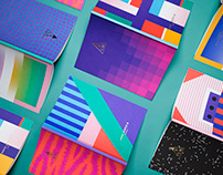 Write Sketch & | Super Collection | 90s Notebooks