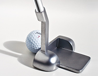 Rapid Prototype Putter