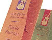 Sesc Brasil Instrumental - Folder - 1998